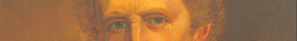 Bild:  Ausschnitt eines Gemäldes von F.W.A. Argelander